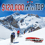 Intertops Casinos On the Top Casino Bonuses Event