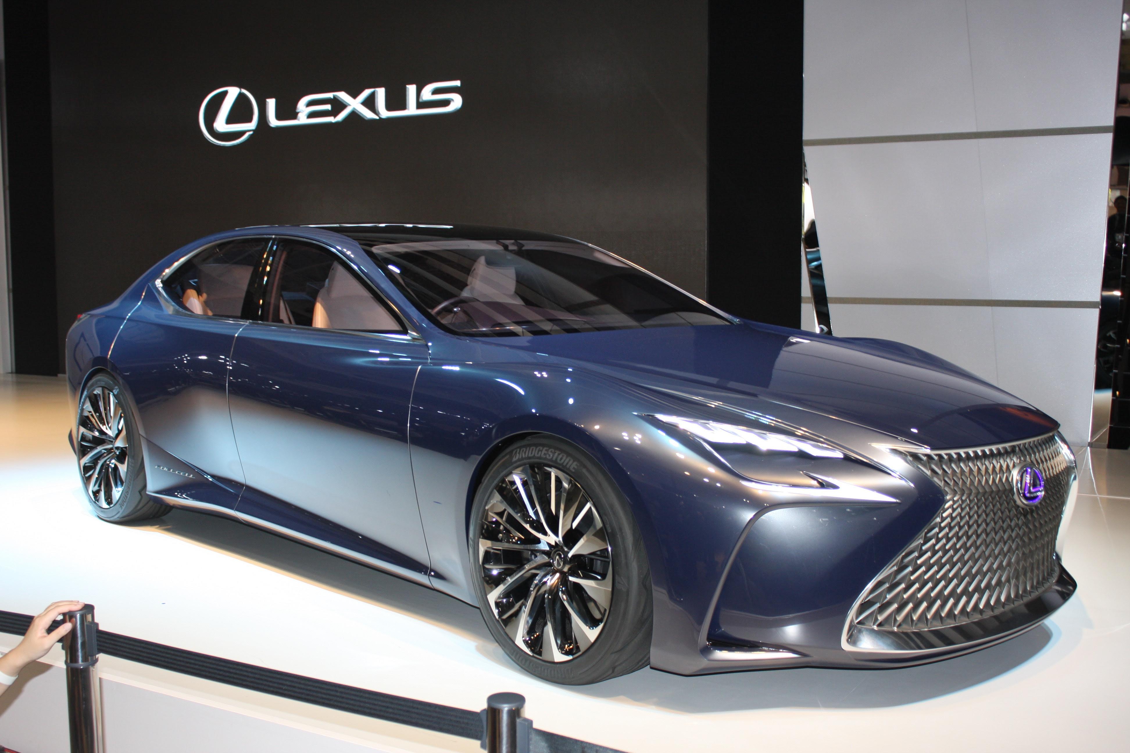 2019 Lexus Ls Review - New Cars Review