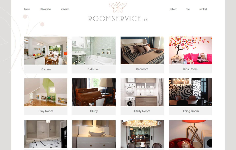 Virtual Interior Design Website - WordPress Theme