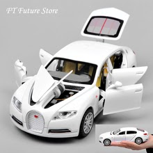 16C Diecast Pull Back Sports Car Model with Battery