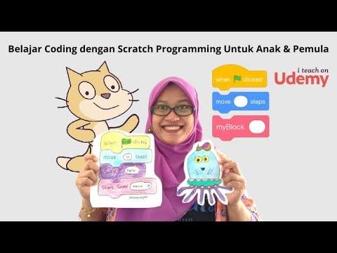 Belajar Coding Dengan Scratch Programming Untuk Anak dan Guru