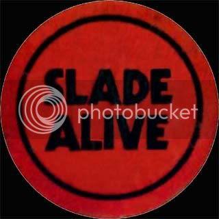 Slade Alive sticker