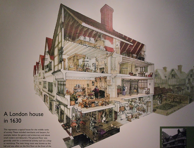 London House 1630