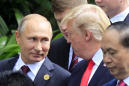 Trump, again on defensive, says Putin denies 2016 meddling