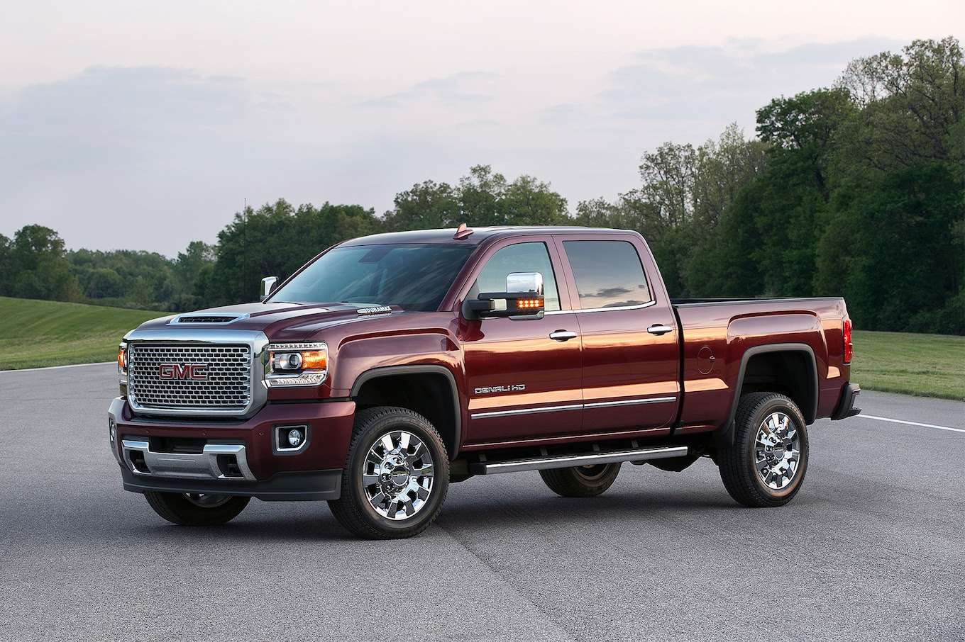 2017 gmc sierra 2500hd reviews and rating  motor trend canada
