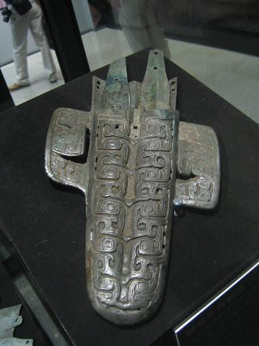 Bronze, Sanxingdui, Sichuan, China _3976_mod