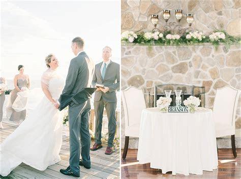 Silver Swan Bayside Wedding