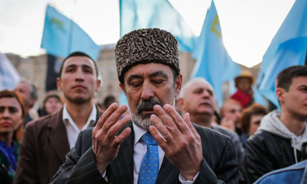 Доказано татары не коренной народ Крыма
