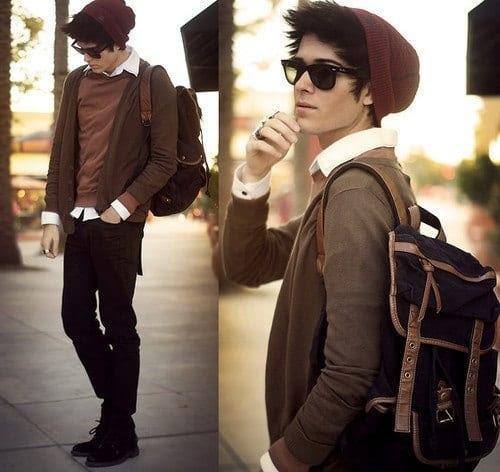 Looks Hipster moda para Guys (14)