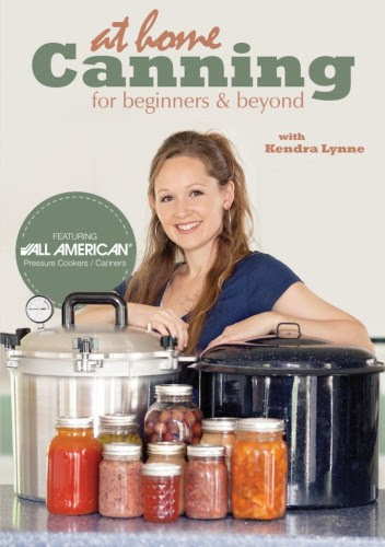 At Home Canning DVD