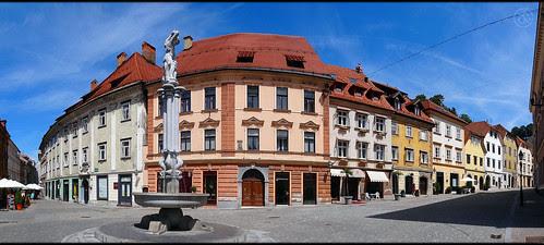Ljubljana - Stari Trg