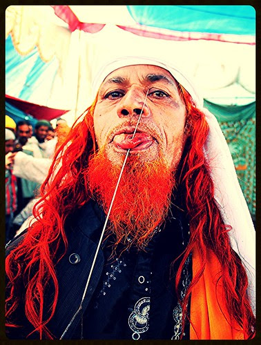 Hyder Ali Qalandari ,,, Dhamal At Urus Of  Zinda Shah Madar by firoze shakir photographerno1