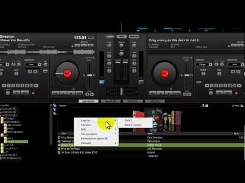 تحميل وتنصيب برنامج الدي جي Virtual DJ Download