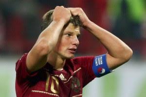 Агент дал понять, чтот в Европе сделали выводы из выступления Аршавина на Евро