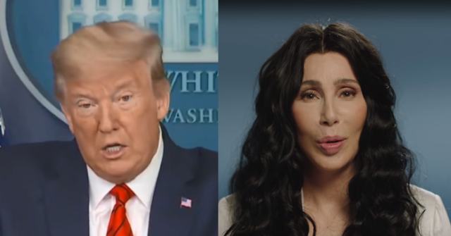 """Cher Apologizes For Calling Trump A """"Murderer"""" After Her Liberal Mother Disapproved"""