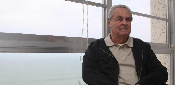 Gylmar dos Santos Neves faleceu neste domingo no Hospital Sírio Libanês, em São Paulo