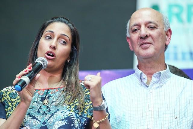Deputada  Indicada por Bolsonaro para ministério é esposa do ex-governador José Roberto Arruda preso por corrupção