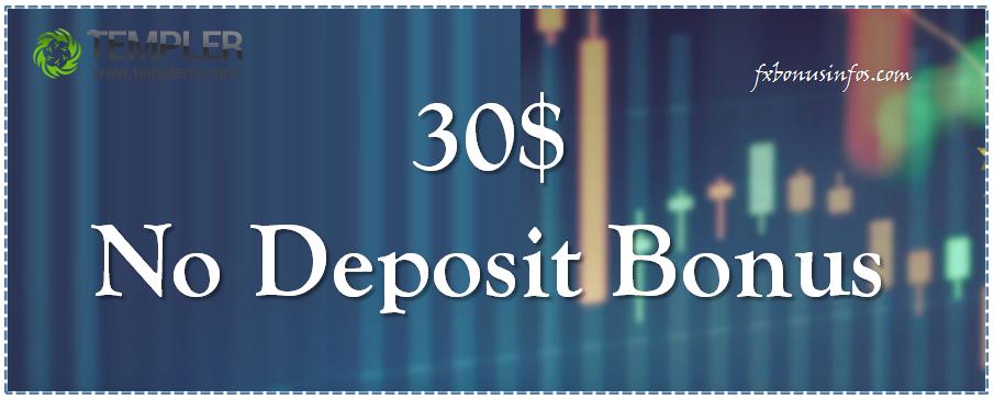 deposit free forex bonus