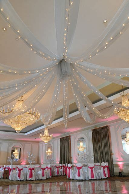 Ceiling Draping · Party & Event Decor   formal 2015