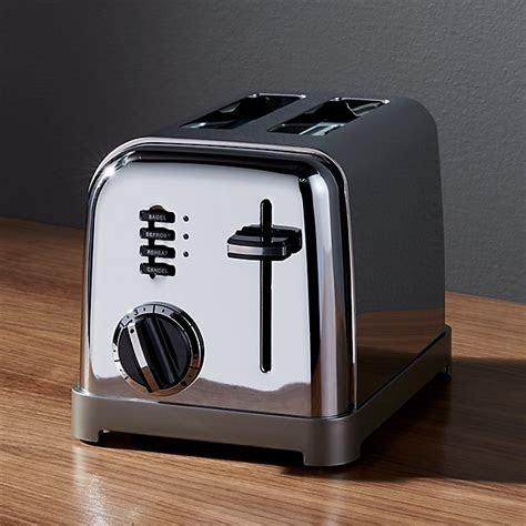 Cuisinart ® Classic 2 Slice Toaster   Crate and Barrel