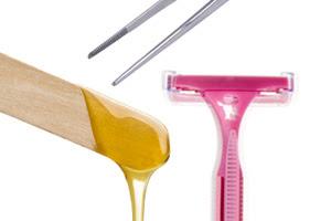 Get Rid of Facial Hair -- Stat!
