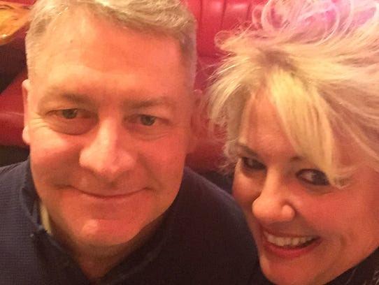 David Haight and Jennifer Armstrong