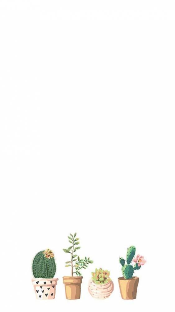 唯美治療系 簡約水彩風 小花與小草桌布 感覺很fresh哦 不喜歡綠色