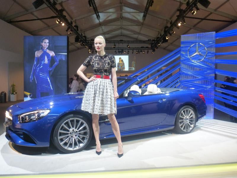 Kleider Machen Leute Mercedes Benz Fashion Week Berlin Winter 2016