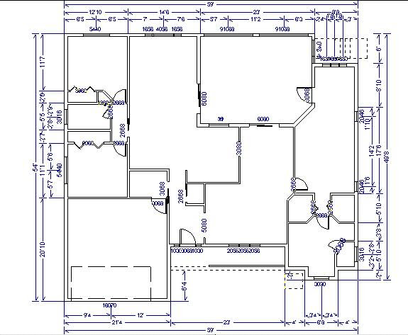 Our New House  Construction Plans