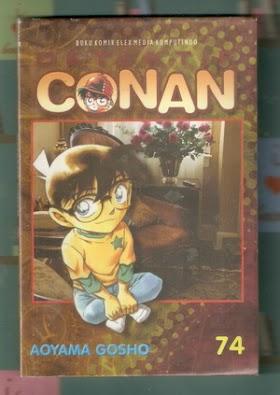 DETEKTIF CONAN #74 REVIEW