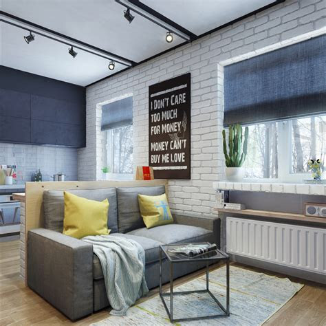 apartment designs   small family young couple
