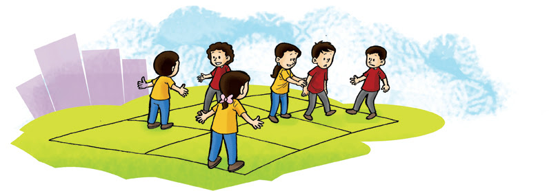 Permainan Tradisional Gobak Sodor Galasin Cak Bur Margala Rumah Anak Mandiri