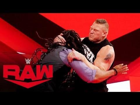Brock Lesnar mauls Dio Maddin