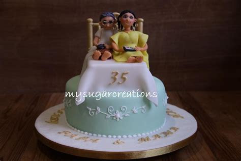 My Sugar Creations (001943746 M): 35th Wedding Anniversary