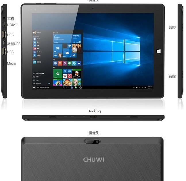 Chuwi Hi10 Touchscreen Linux