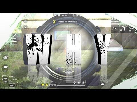 Free Fire Gameplay - That's Why? I Love M82b - INSANE KILLER