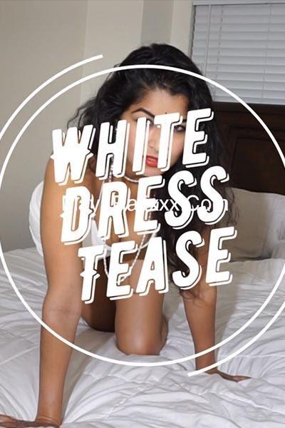 White Dress Solo (2020) - Maya Rati Xxx Unrated Video
