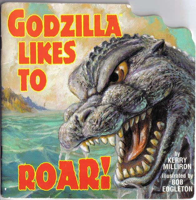 Godzilla likes to Roar! 1