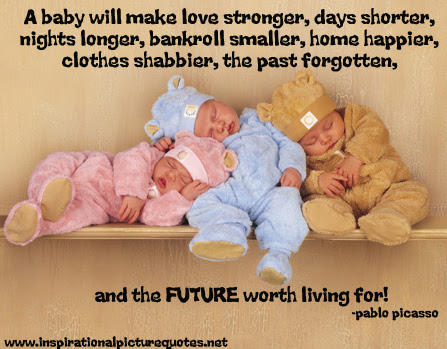 Baby Quotes A Baby Makes Love Stronger And A Home Happier