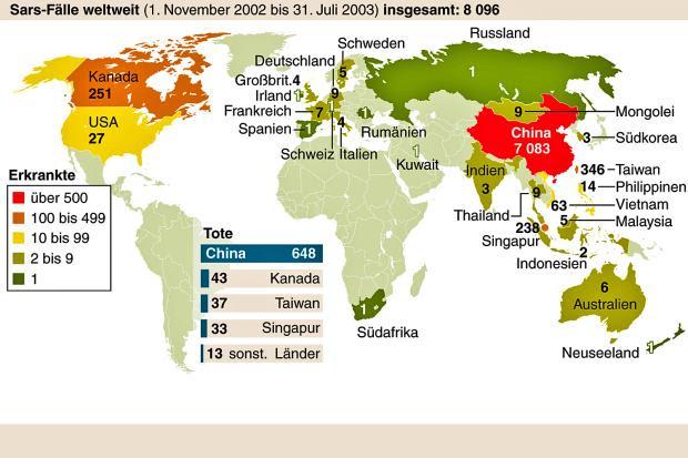 Pandemie Epidemie Unterschied