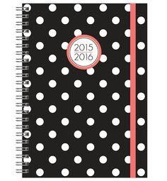 2015-2016 Sugarland Medium Planner | Studio C by Carolina Pad ...