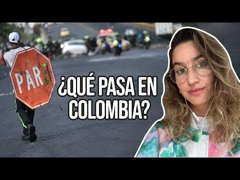 PARO EN COLOMBIA: ¿Por qué la gente sigue protestando?  | La Pulla |