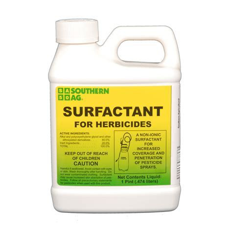 Buy Southern Ag Non Ionic Surfactant for Herbicides   Pint to Get Rid of Weeds at $22.5   Pestmall