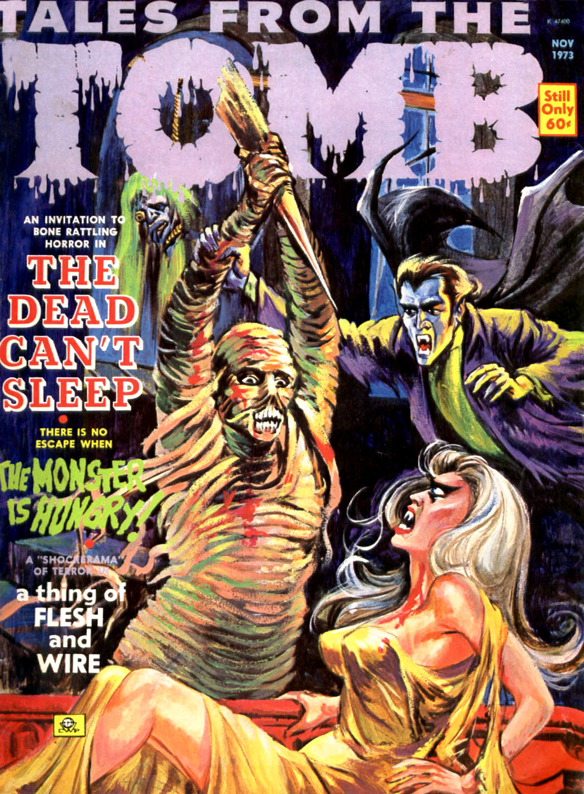 Tales from the Tomb - Vol. 5 #6 (Eerie Publications, 1973)