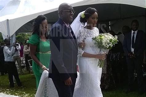 Photos from Janet Mbugua Glamorous Wedding   Naibuzz