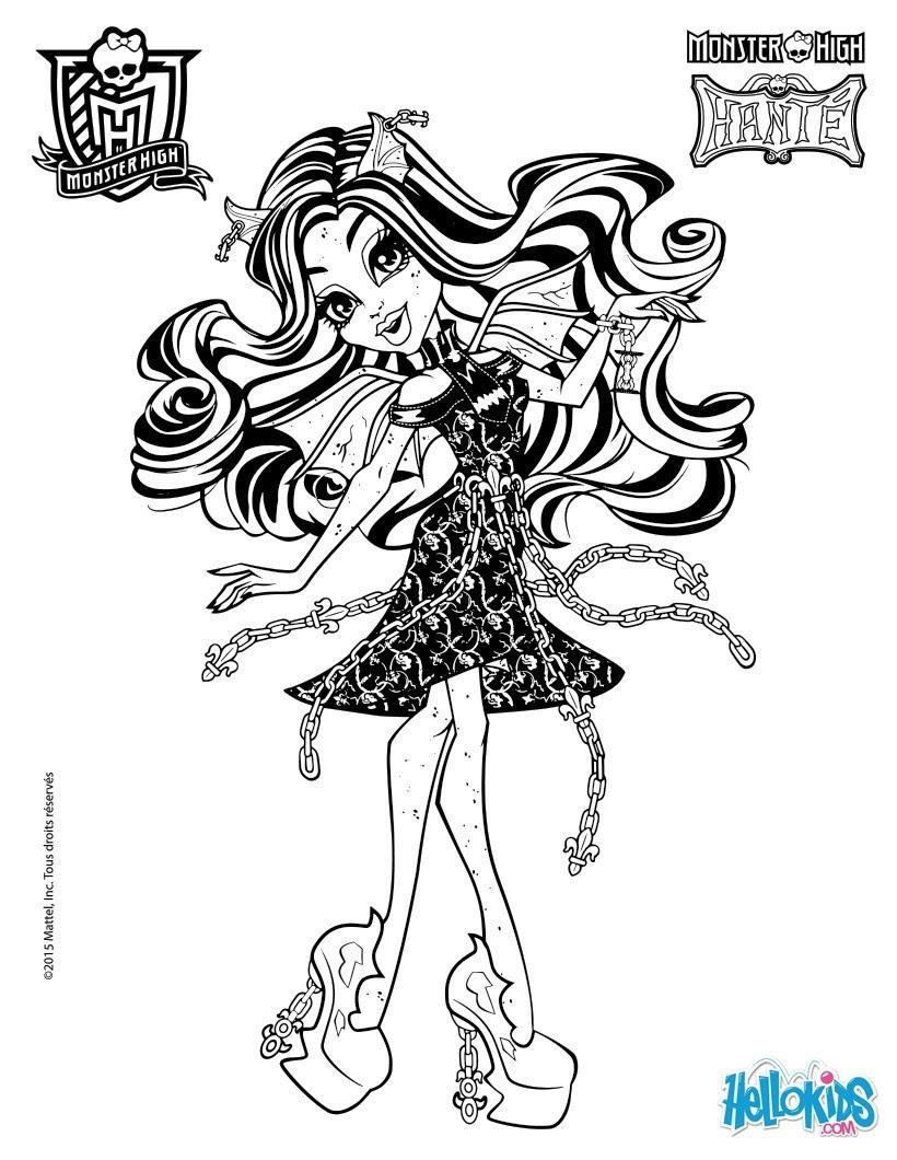 Spectra Vondergeist Monster High Haunted SpectraVondergeist Spectra Vondergeist la goule RochelleGoyle 2