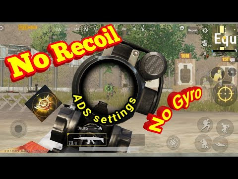 Best Sensitivity Settings For Pubg Mobile To Control Recoil