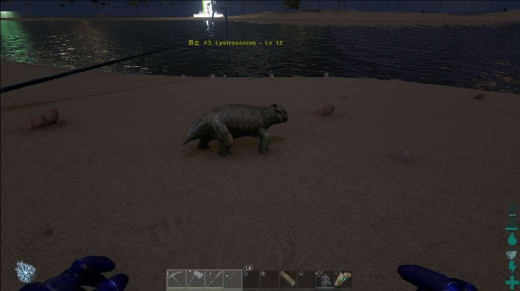 ずっと遊んでいたい人の日記 リストロサウルス集め