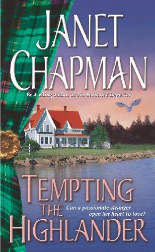 Tempting the Highlander (Highlander Trilogy) by Janet Chapman