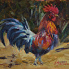 Morning Rooster - Fine Art Print Available